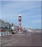 SY6879 : Jubilee Clock- Weymouth by Paul Gillett
