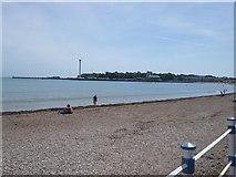 SY6879 : Weymouth Beach by Paul Gillett