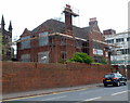 SO9490 : Corner view of the former St Thomas's vicarage, Dudley by Jaggery