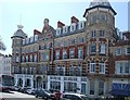 SY6879 : Royal Hotel, Weymouth by Paul Gillett
