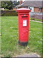 TM5299 : Coast Road George V Postbox by Adrian Cable