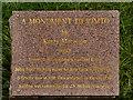 SJ8497 : A Monument to Vimto by David Dixon