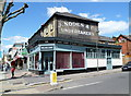 TQ2385 : John Nodes Funeral Service, Cricklewood Broadway London NW2 by Jaggery