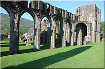 SO2827 : Ruins of Llanthony Priory by Philip Halling