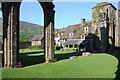 SO2827 : Llanthony Priory  Hotel by Philip Halling