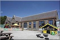 NX4355 : Wigtown primary school by Bill Nicholls