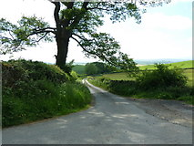 SD5483 : Road to Black Yeats by Alexander P Kapp