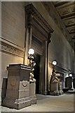 SJ3490 : St. George's Hall doorway, Lime Street, Liverpool by El Pollock