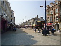 TG5307 : Regent Road, Great Yarmouth by Stacey Harris