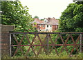 SK5637 : Nottingham - NG11 (Wilford Village) by David Hallam-Jones