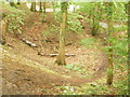 SP8907 : Crossroads at Hale Wood by Peter S