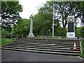 NZ3181 : War memorial, Blyth by JThomas