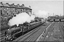 TQ2775 : Down train pulling away from Clapham Junction with a 'Schools' 4-4-0 by Ben Brooksbank