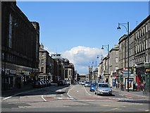 NT2473 : Lothian Road by Richard Webb