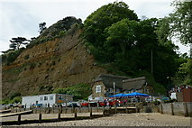 SZ5881 : The Fisherman's Cottage, Shanklin, Isle of Wight by Peter Trimming