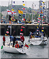 J5082 : Yachts, Bangor by Rossographer