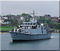 J5082 : HMS 'Bangor' at Bangor by Rossographer