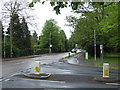 SP9311 : Road junction, Tring by Malc McDonald