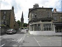 SK2168 : North Church Street, Bakewell by Kenneth  Allen