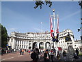 TQ2980 : Admiralty Arch by Colin Smith