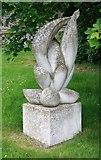 TL9568 : St George, Stowlangtoft - Gravestone by John Salmon