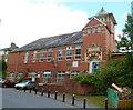 SO0428 : Former Brecon County Grammar School by Jaggery
