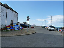 NX3343 : Harbour Area, Port William by Billy McCrorie