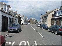 NX3343 : South Street, Port William by Billy McCrorie