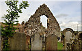 J4493 : Templecorran old church, Ballycarry (2) by Albert Bridge