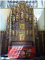 TF6119 : Reredos and altar in King's Lynn Minster by pam fray