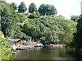 SE3456 : Messing about on the River Nidd Knaresborough by John M Wheatley