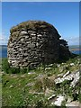 HY3830 : Grain kiln, Hallgate farmstead, Rousay, Orkney by Claire Pegrum