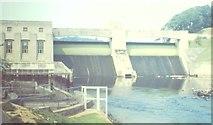 NN9357 : Port-na-Craig Dam by Colin Smith