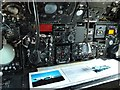 NY4861 : Inside the cockpit of the Avro Vulcan Bomber at the Solway Aviation Museum by Walter Baxter