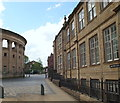 SK3587 : Sheffield - S1 (City Centre) by David Hallam-Jones