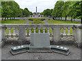 SJ3384 : The Hillsborough Memorial at Port Sunlight by David Dixon