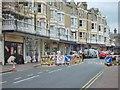 TQ5839 : Tunbridge Wells Shops by Gordon Griffiths