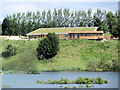 SP9313 : Visitor Centre and Hide, College Lake, near Tring (June 2010) by Chris Reynolds