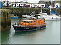 NW9954 : Portpatrick Lifeboat by John M Wheatley