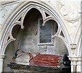SX9292 : Tomb of Judge John Dodderidge by Rob Farrow