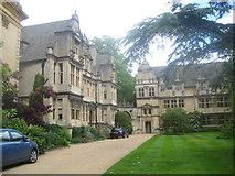 SP5106 : Trinity College, Oxford by Emma White