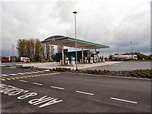 SD6211 : M61, Rivington (Bolton West) Services by David Dixon
