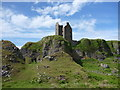 NM8026 : Coastal Argyll : Gylen Castle, Island of Kerrera by Richard West