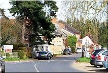 TM3569 : The Street, Peasenhall, Suffolk by nick macneill