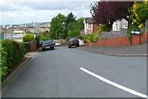ST3288 : Shelley Road, Newport by Jaggery