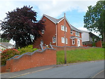 ST3288 : The Beeches, Chaucer Road, Newport by Jaggery