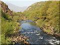 SH6049 : Afon Glaslyn by Peter S