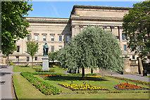 SJ3490 : St John's Gardens by Wayland Smith