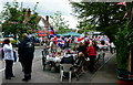 TQ3843 : Jubilee Celebrations at Lingfield, Surrey by Peter Trimming