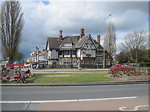 TA0832 : Cross  Keys  Hotel  Beverley  Road by Martin Dawes